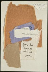 Arte de Robert Motherwell