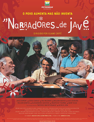 Capa do Filme Narradores de Jav�